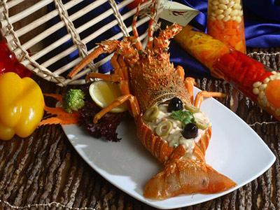 Lobster Zaitooni