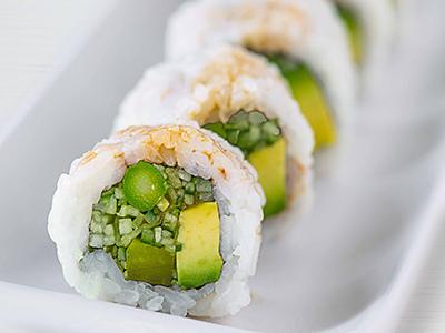 Veggie Special Maki Roll