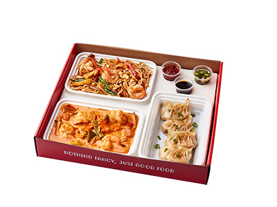 Thai Beef Meal Box