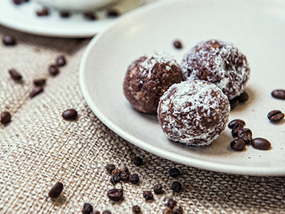 Chocolate Muscle Truffle