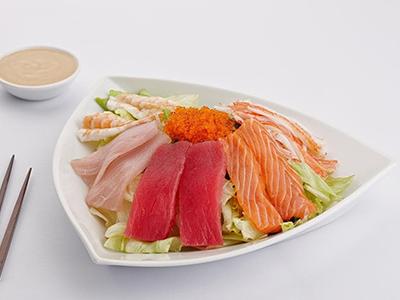 Sumo Sashimi Salad