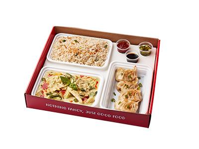 Thai Prawn Meal Box