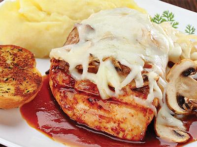 Indiana Chicken Platter