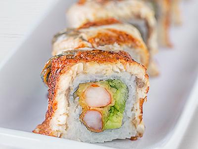 Dragon Maki Roll