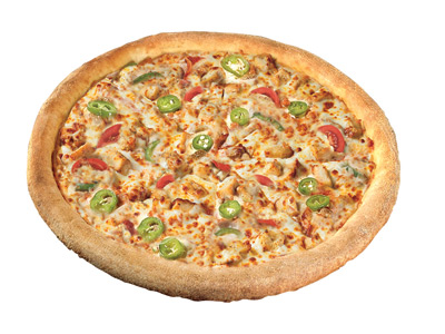 Mexican Ole Large Pizza