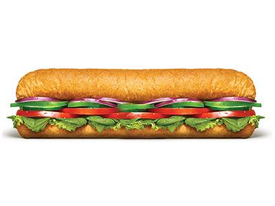 Veggie Delite Footlong Sandwich