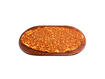 Spicy Lahmacun