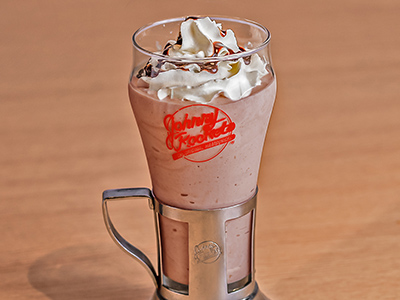 Hersheys Chocolate Shake