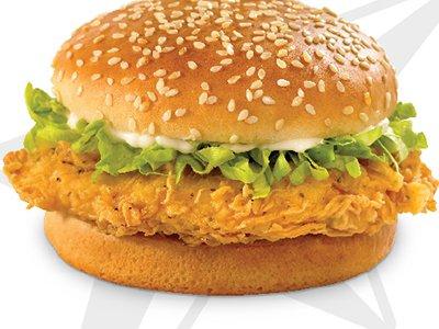 Chicken Crunch Sandwich Original