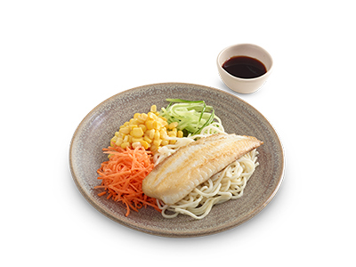 Mini Grilled Noodles - Chicken