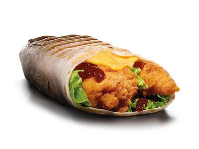 Chicken Tender Sandwich Bbq Sauce