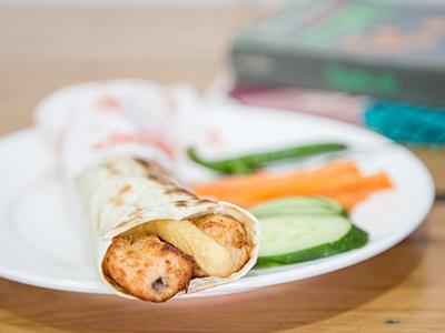 Sandwich Chicken Shish Tawook