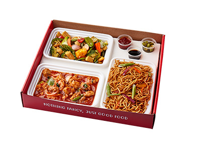 Chinese Non Vegetarian Meal Box