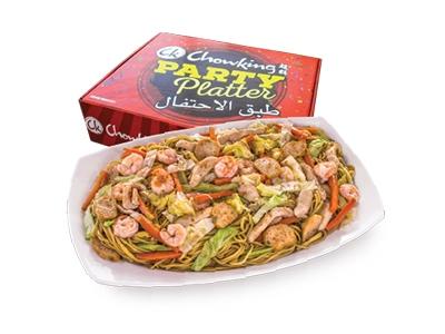 Stir Fry Noodles Bihon Party Platter
