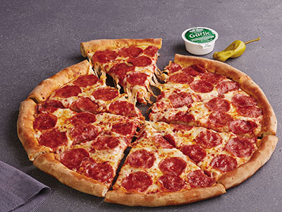 Pepperoni Pizza Large Pizza