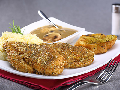 Country Fried Chicken Platter