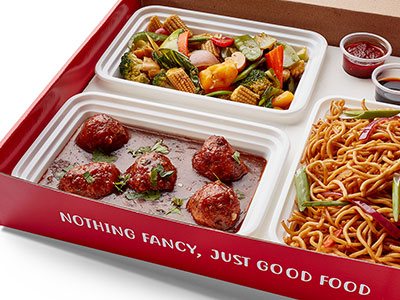 Make Your Own Lunching Box