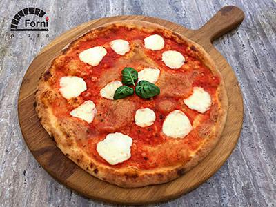 Large Buffalo Margherita Pizza