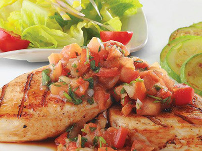 Primavera Chicken Platter