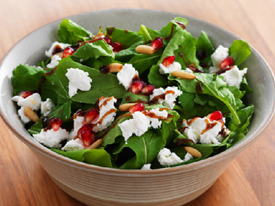 Feta And Rocket Salad
