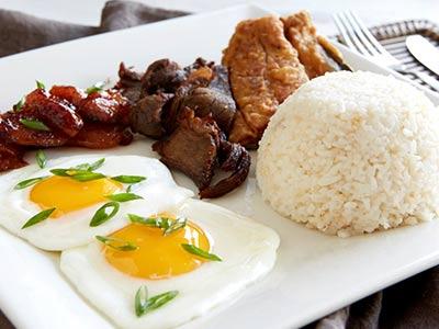Combo Breakfast