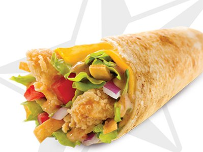 Mexicana Wrap Sandwich