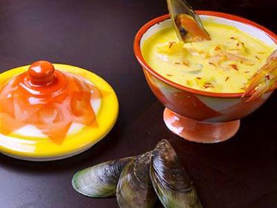 Al Tawasi Seafood Soup