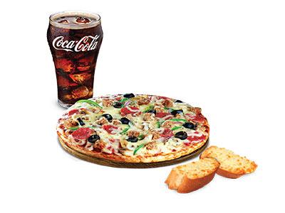 Pizza Combo @ 21