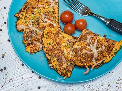 Oats Omelette
