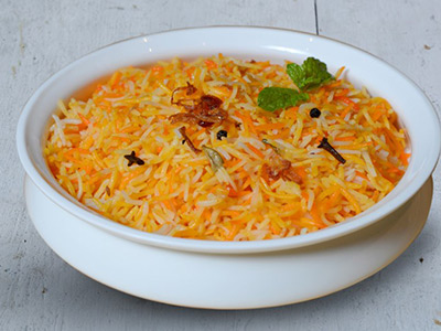 Plain Biryani Rice