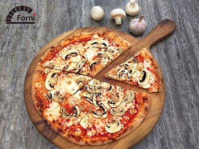 Medium Funghi Pizza