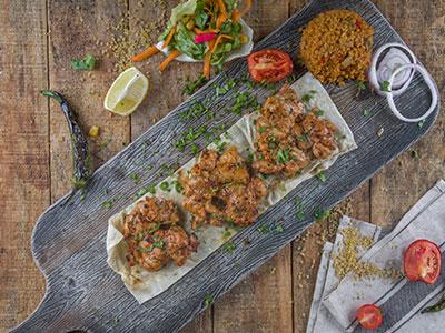 Chicken Legs ( Pirzola ) Plate