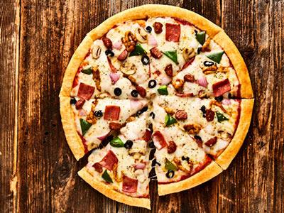 Medium All In Supreme Pizza