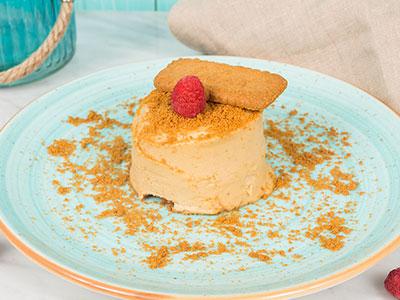 Lotus Karak Cake