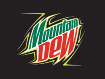 Large Mountain Dew