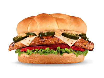 Jalapeno Grilled Chicken Sandwich