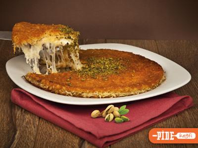 Kunafa With Cheese