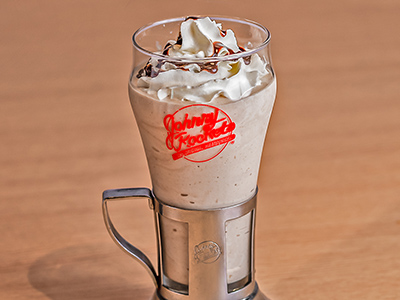 Chocolate Strawberry Kiss Shake