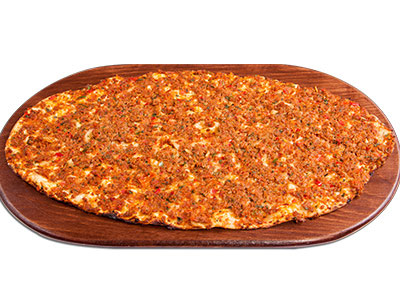 Lahmacun With Cheese