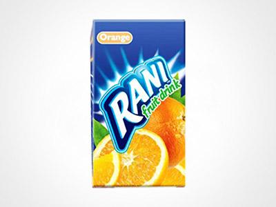 Orange (180 Ml)
