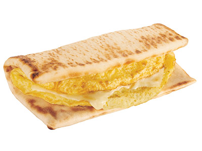 Egg And Cheese 6 Inch