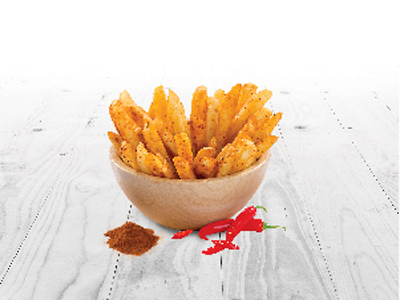 Tandoori Fries