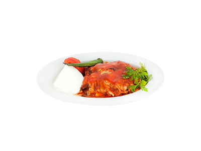 Chicken Iskender