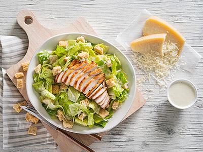 Caesar Deluxe (fried Chicken)