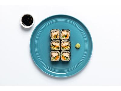 Nori Salmon Roll