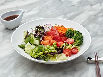 Poke Seafood Salad