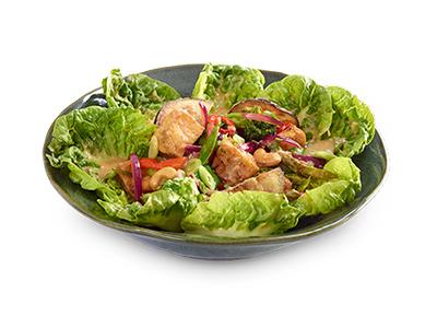 Warm Chili Salad - Yasai