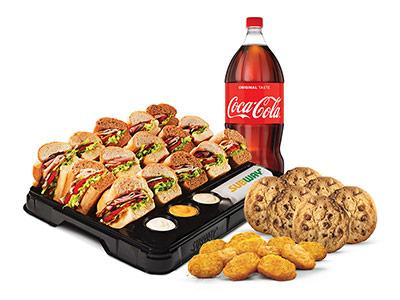Sandwich Platter Combo
