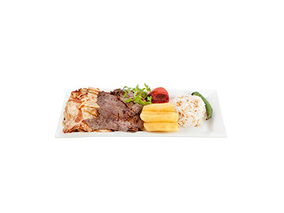 Mixed Doner Plate