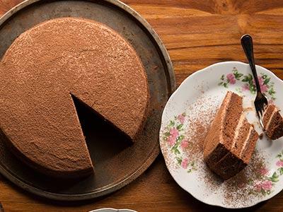 Cake Al Cacao Beltamor
